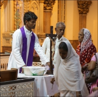 14. (Bengaluru) Bangalore, St. Mary's Basilica.