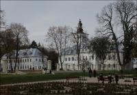 Biała Podlaska, Park Radziwiłłowski, jesień 2014