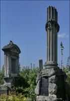 Czerniowce, cmentarz katolicki cz.1