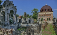 Czerniowce, cmentarz żydowski