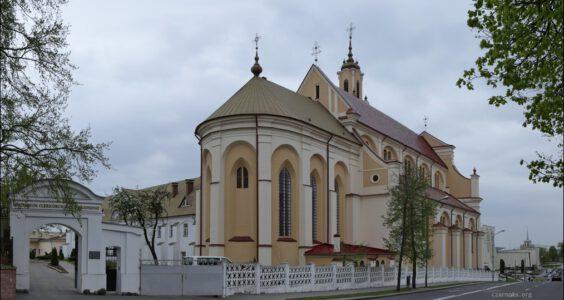 Grodno, Kościół Znalezienia Krzyża Świętego
