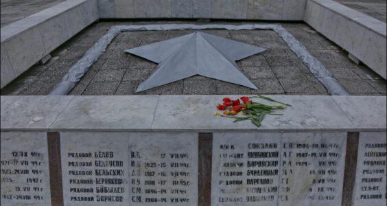 Grodno, Cmentarz wojskowy