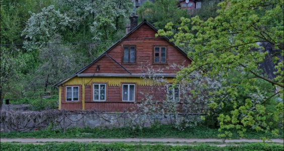 Grodno, dolina Grodniczanki
