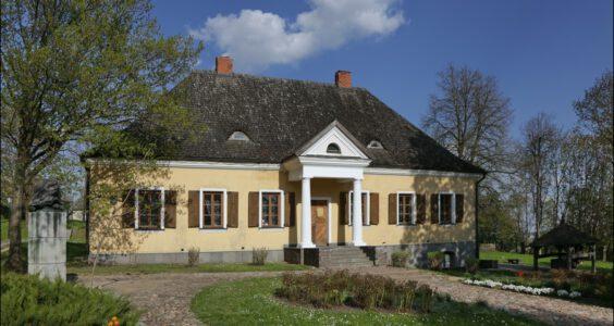 (Навагрудак, Новогрудок) Nowogródek, Dom Muzeum Adama Mickiewicza