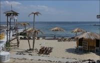 Odessa, czarne Morze Czarne
