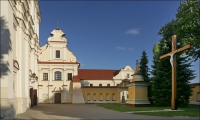 Pińsk, Bazylika katedralna Wniebowzięcia Najświętszej Maryi Panny