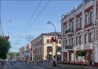 Homel, Ulica Sowiecka