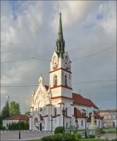 (Stryi, Стрий, Стрый) Stryj, Kościół Narodzenia Najświętszej Marii Panny