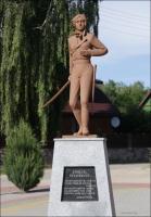 (Kopciowo, Kapčiamiestis) Ślady Polski na Litwie, grób Emilii Plater