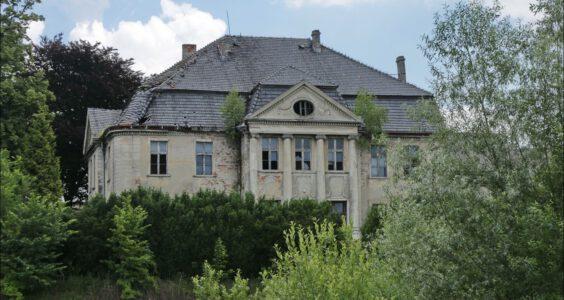 Pałac Grudynia Mała