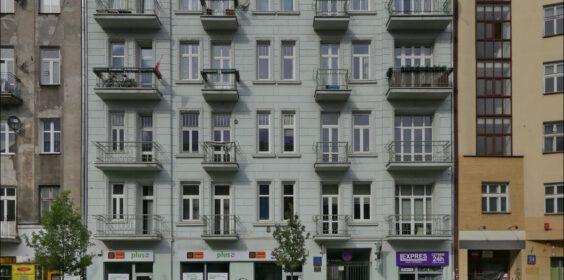 Warszawa, ul. Targowa 36
