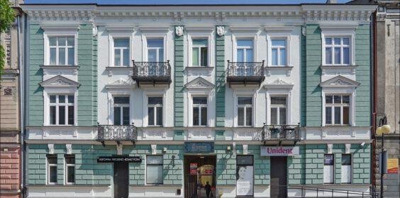 Radom, ul. Marszałka Józefa Piłsudskiego 4 w 2019 i 2020