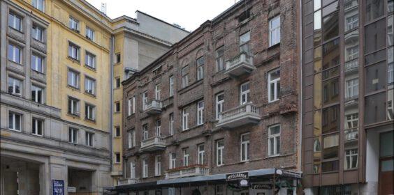 Kamienica Higerów, Warszawa ul. Koszykowa 30 w latach 2009 i 2018