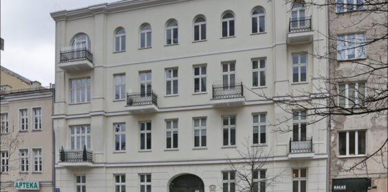 Warszawa, ul. Jagiellońska 32 w 2011 i 2019