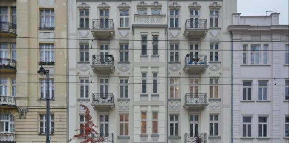 Warszawa, ul. Marszałkowska 4, Kamienica Juliusza Ostrowskiego w 2009 i 2020