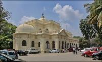 2. (Bengaluru ) Bangalore, MG Road, St. Mark's Cathedral, Cubbon Park