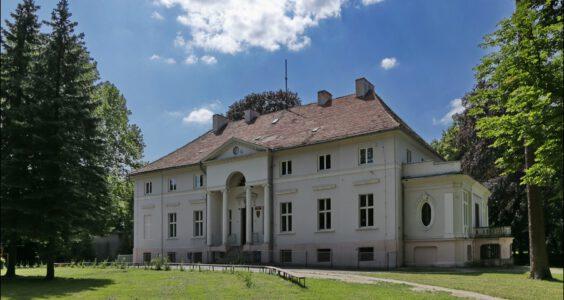 Pałac Wisznia Mała