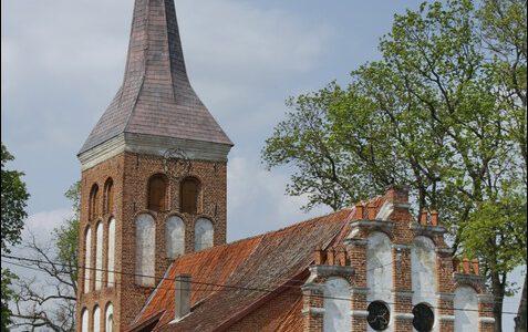 Kościół w Drogoszach