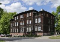 Drewniane koszarowce z Ostródy