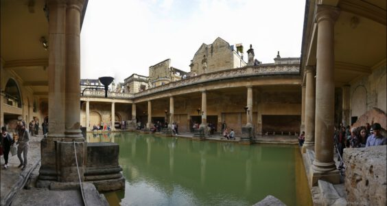 Bath, Roman Baths