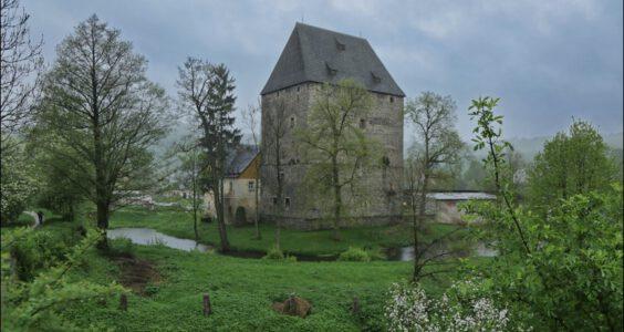 Wieża Książęca, Siedlęcin