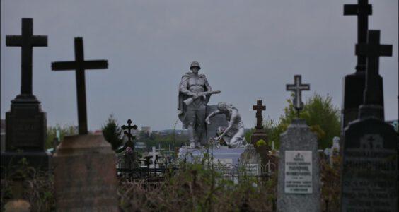 Grodno, cmentarz prawosławny