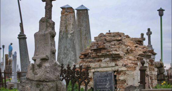 Grodno, Cmentarz stary katolicki