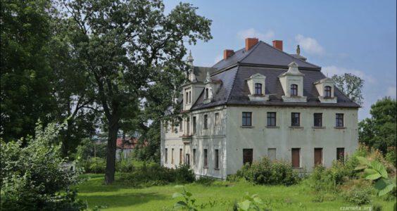 Pałac w Stanowicach