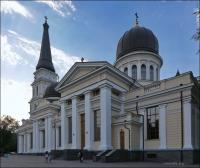 Odessa, Sobór Przemienienia Pańskiego