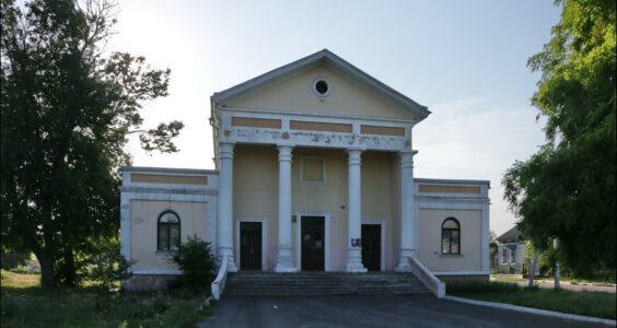 Ukraina, Bełz, Dom Sokoła