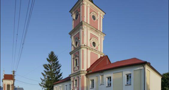 Ukraina, Bełz, klasztor i kościół Dominikanów
