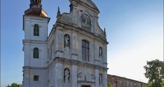 Ukraina, Bełz, Kościół i klasztor dominikanek