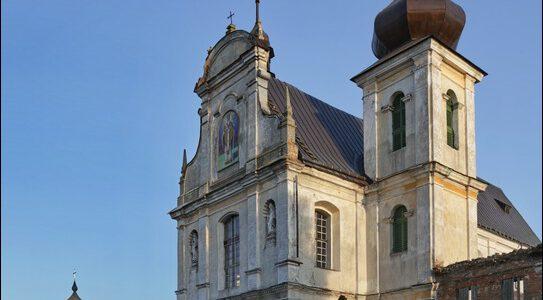 Ukraina, Bełz, Wokół kościoła i klasztoru dominikanek