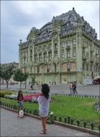 Odessa, City Garden