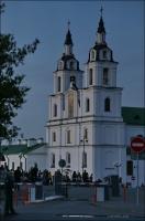 (Minsk, Минск, Мінск) Mińsk wieczorową porą, Cz.2