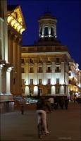 (Minsk, Минск, Мінск) Mińsk wieczorową porą, Cz.3