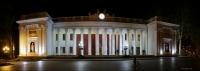 Odessa, United colors of Odessa city hall