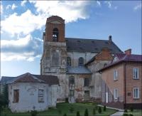 Mścisław, Kościół św. Michała Archanioła