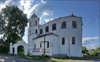 Mścisław, Kościół Wniebowzięcia Najświętszej Maryi Panny i klasztor Karmelitów