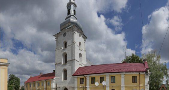 Ukraina, Zaleszczyki, centrum