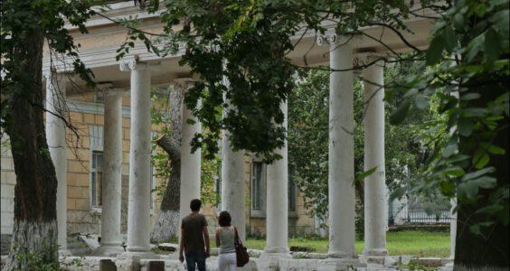 Ukraina, Zaleszczyki, Pałac Brunickich