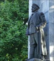 Homel, Plac Feliksa Dzierżyńskiego