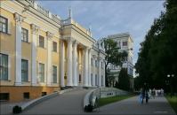 Homel, pałac Iwana Paskiewicza i potańcówka w parku