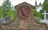 (Stryi, Стрий, Стрый) Stryj, polskie nagrobki na cmentarzu katolickim, cz.2