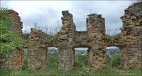 (Мику́линці, Микулинцы) Mikulińce, Zamek