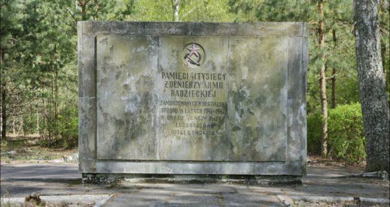 Stalag 324, Grądy niedaleko Ostrowi Mazowieckiej