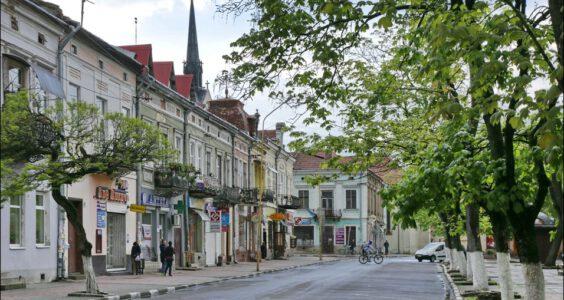 Ukraina, (Stryi, Стрий, Стрый) Stryj, Rynek