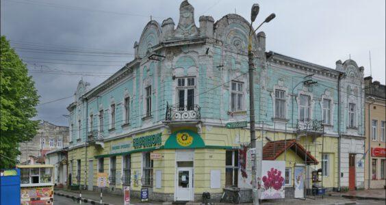 Ukraina, (Stryi, Стрий, Стрый) Stryj, Dworzec kolejowy
