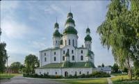 8. (Chernihiv, Чернігів, Чернигов) Czernihów, Yeletskyi Dormition Monastery