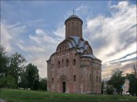 9. (Chernihiv, Чернігів, Чернигов) Czernihów, Cerkiew św. Paskrewy